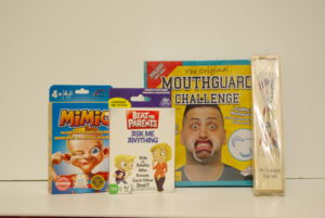 Family Game Night Package - $50.00