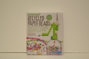 Recycled Paper Bead Craft Kit - $20.00