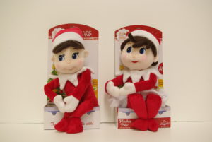 Elf of the Shelf PLUSH - $25.00