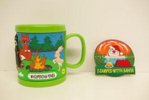 Whispering Pines Mug & Crest - $15.00