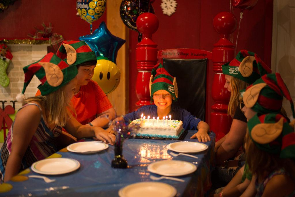 Santa's Village Party