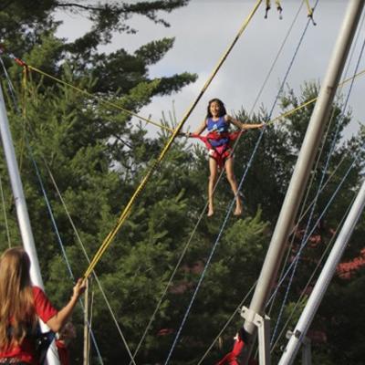Sport Bungee Trampoline
