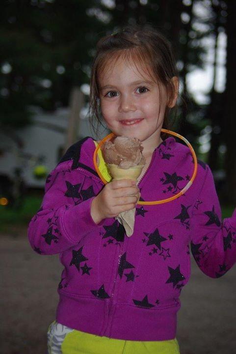 Ice Cream Social   Santa's Village - Muskoka, Ontario Canada