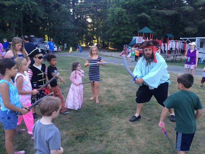 Pirates And Princesses Weekend | Santa's Village - Muskoka, Ontario Canada