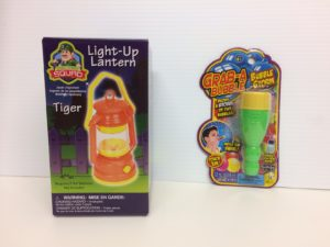 Sunny Patch Flashlight & Peppa Pig Bubbles - $20.00