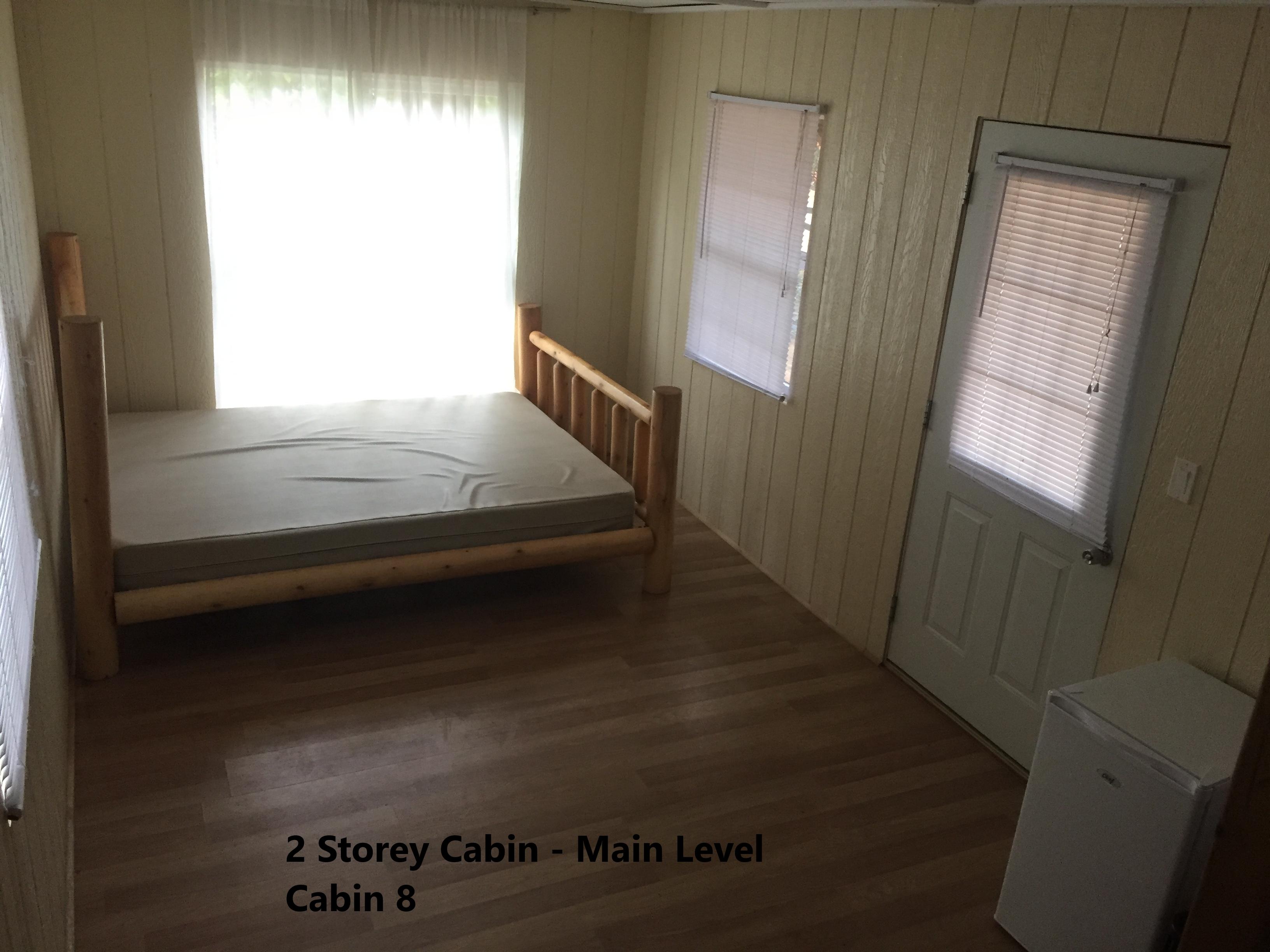 2 Storey Cabin - Main Level Cabin 8
