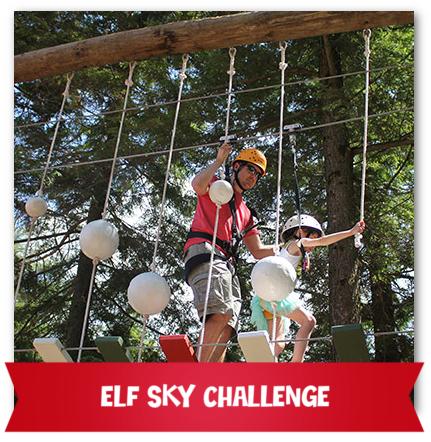 Elf Sky Challenge
