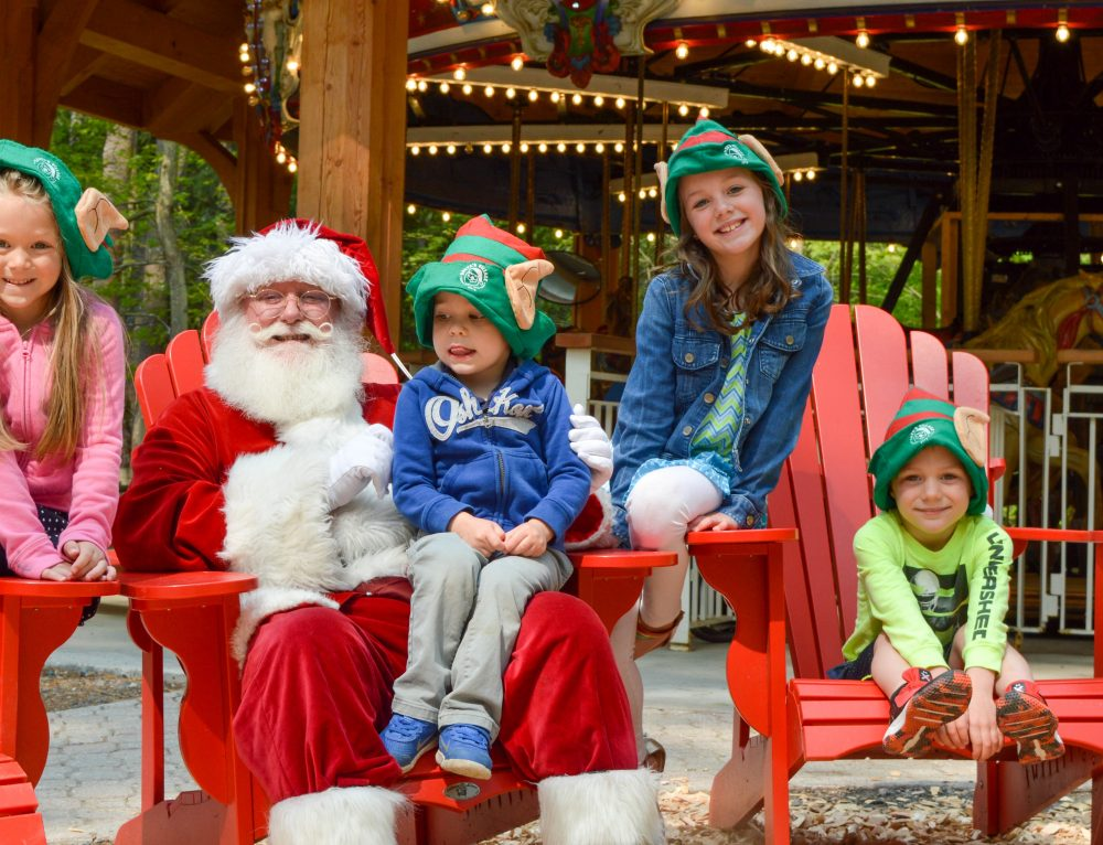 The Santa's Village Season Pass: Experience the Magic Again & Again!