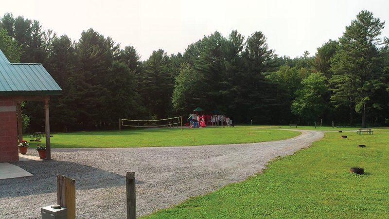 Campground Header