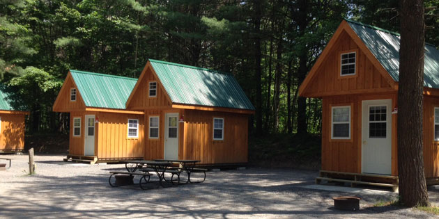 Santa's Whispering Pines Campground