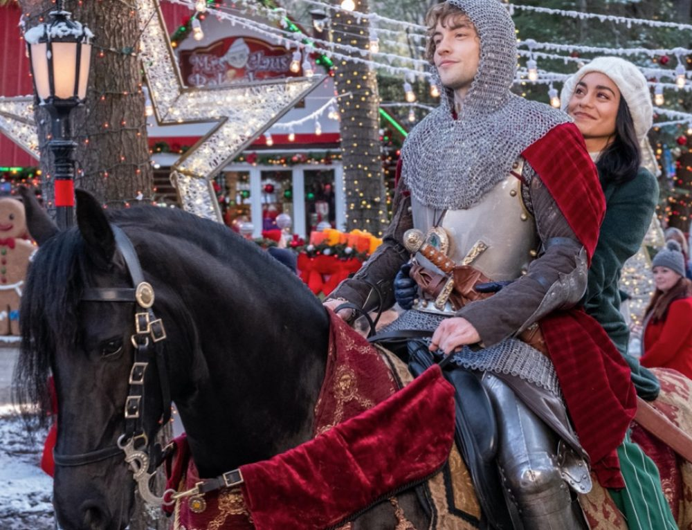 "Experience ""The Knight Before Christmas"" at Santa's Village!"