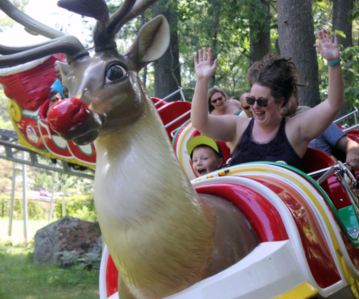 Rudolph Coaster