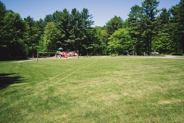 Camp Playground Field