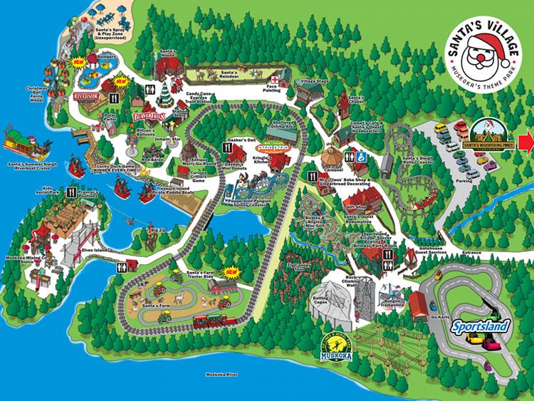 Park Map 2019