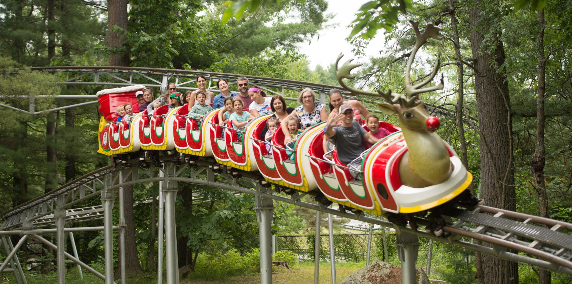 Roudph's roller coaster