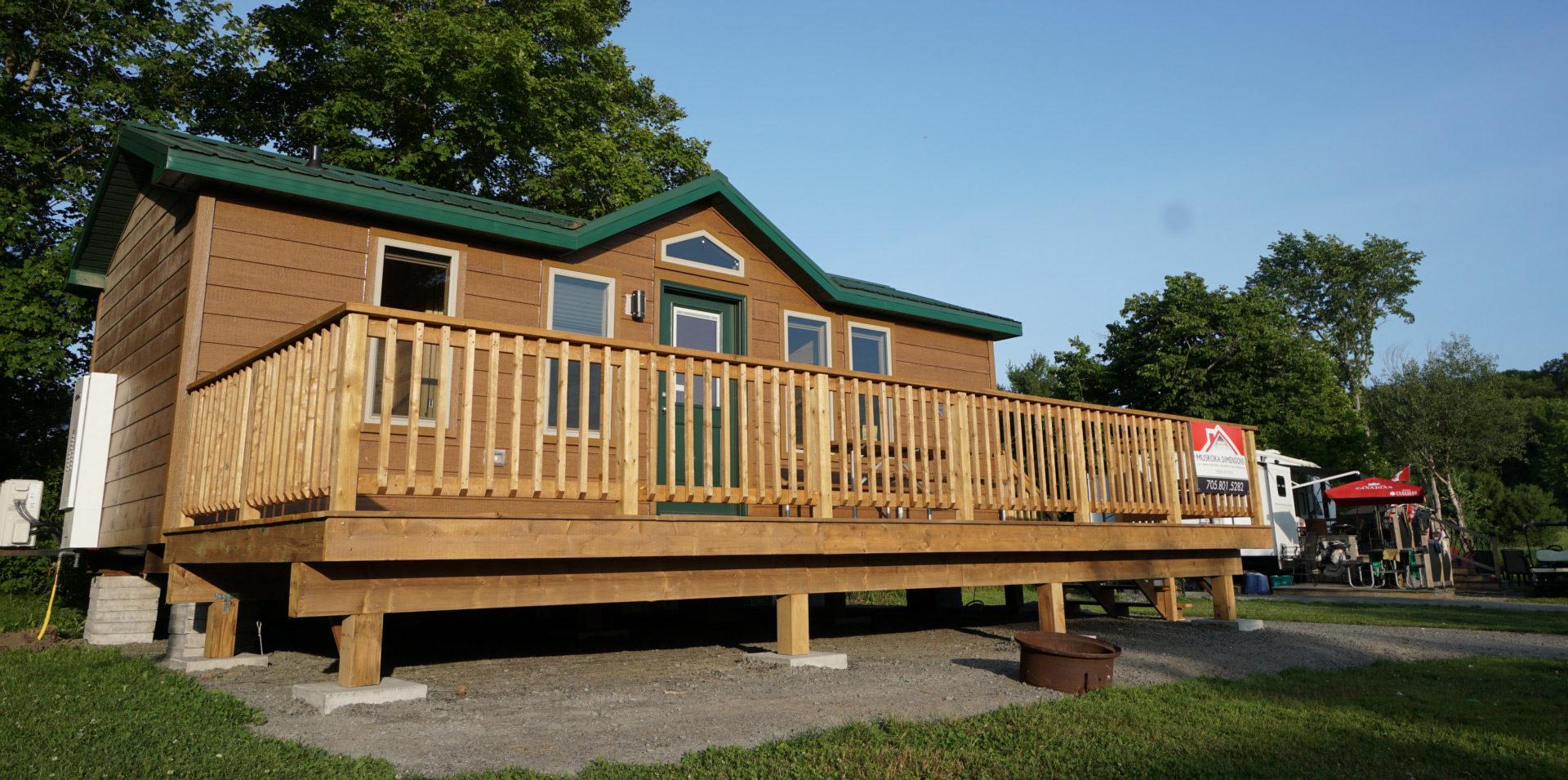 Santa's Muskoka Ridge Campground
