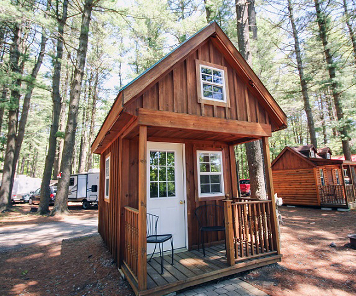 Whispering Pines bunkie